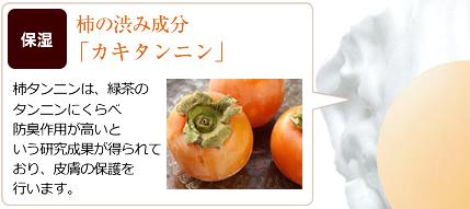 柿の渋み成分「カキタンニン」